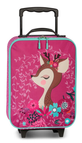 DEER das Reh kitz Kinder Trolley Rucksack  Azalee Pink  20580+82-3100