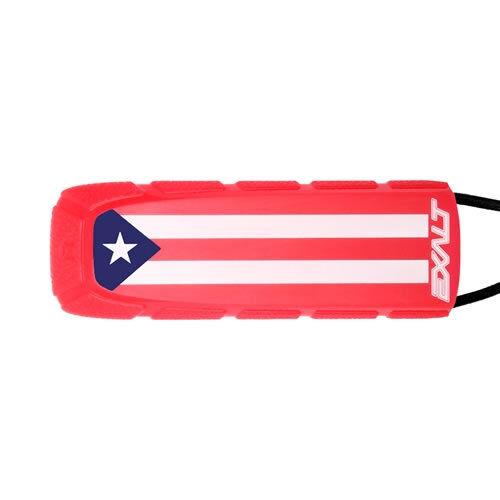 Exalt Limited Edition Bayonet Barrel Cover - Puerto Rico - Paintball