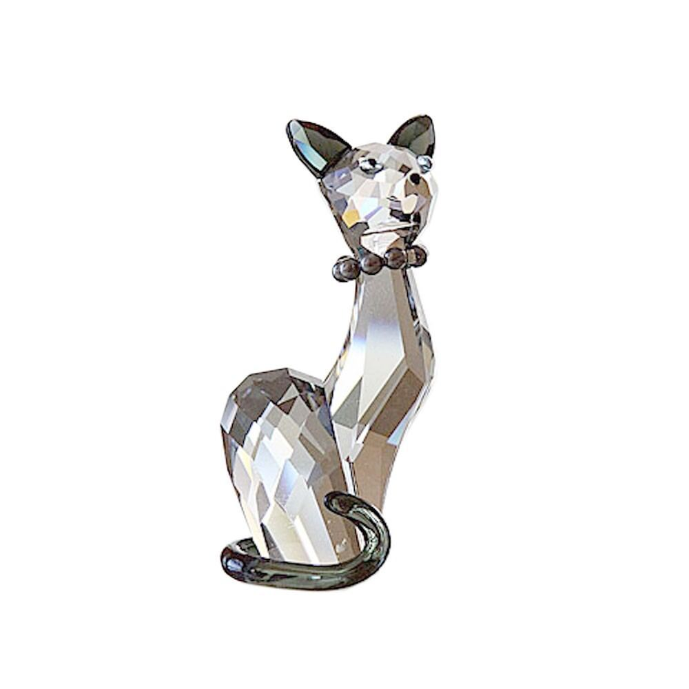 Swarovski Crystal Lovlots House of Cats Ines Ines Ines #995008 Mint/Boxed/RetiRouge  2fc9a7