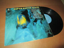 VARIOUS - SAMPLER BLUE HORIZON super duper blues MIKE VERNON BLUE HORIZON Lp 69