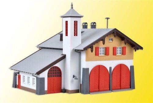Kibri 39214 H0 Feuerwehr mit Dorfgemeinschaftshaus Bausatz Neuware