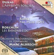 Dukas: L'apprenti sorcier; Ravel: Ma mŠre l'oye; Koechlin: Les Bandar-Log...
