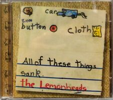 The Lemonheads  (Evan Dando)- Car Button Cloth (CD 1996)