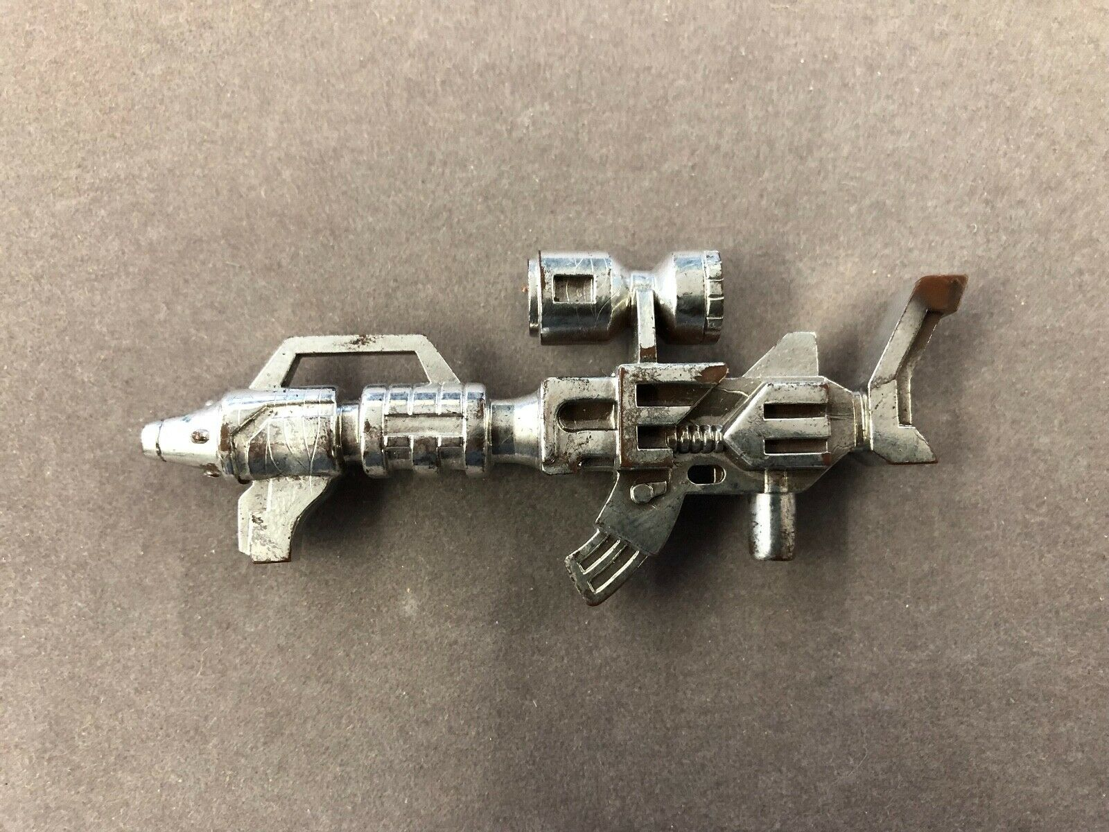 Transformers Takara Microchange MC-11 44 Magnum Original Gun Vintage RARE