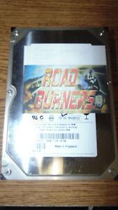ROAD BURNERS HARD DRIVE/>FULL WARRANTY!
