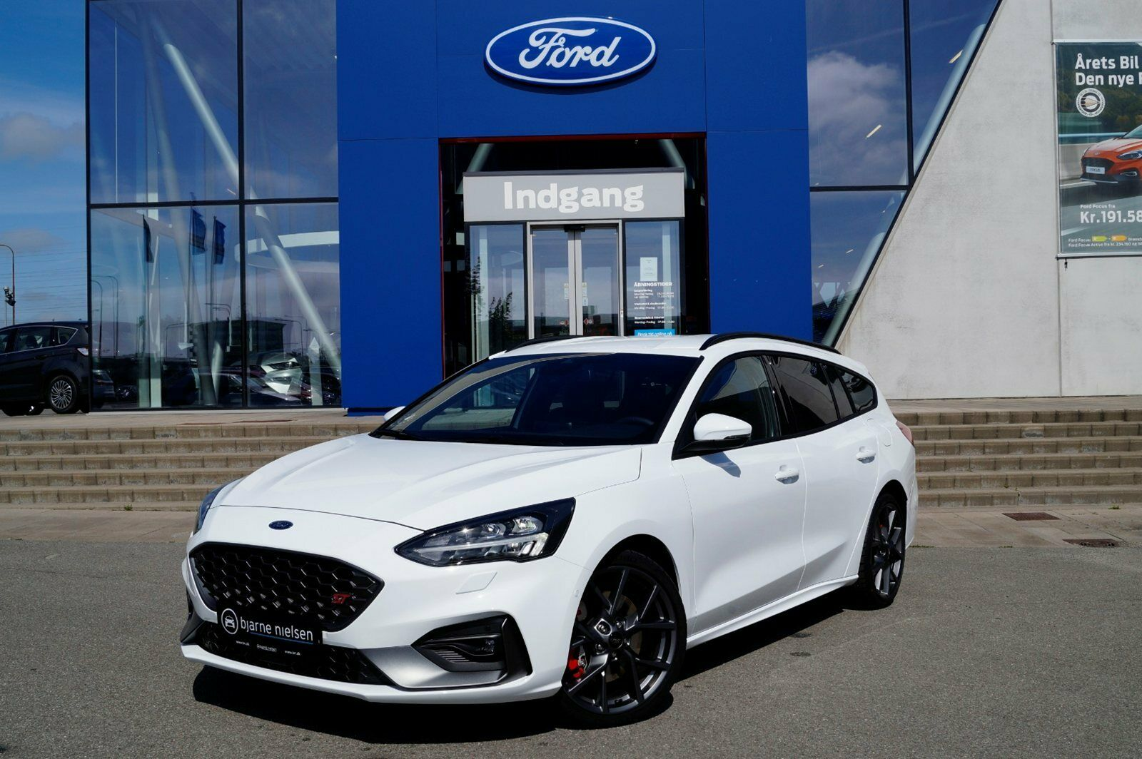 Ford Focus 2,3 EcoBoost ST3 stc.