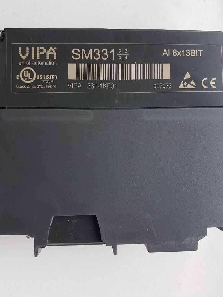PLC, Vipa SM331 AI 8x13Bit