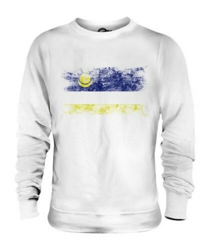 BURYATIA DISTRESSED FLAG UNISEX SWEATER TOP FOOTBALL GIFT SHIRT CLOTHING JERSEY