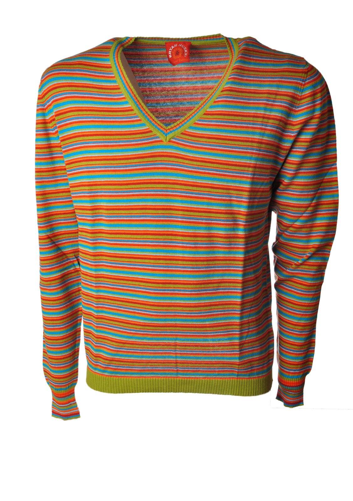 Bryan Husky  -  Sweaters - Male - Fantasy - 4512324A185014