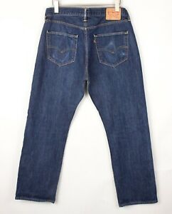 Levi's Strauss & Co Hommes 501 Jeans Jambe Droite Taille W36 L30 BEZ350