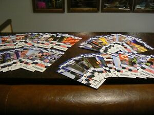 81-TICKET-STUBS-2011-LOT-CHICAGO-CUBS-WRIGLEY-FIELD-HARD-TICKETS-All-Home-Games