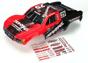Traxxas 6825x Carrosserie Slash 4x4 Mark Jenkins Peint / carrosserie