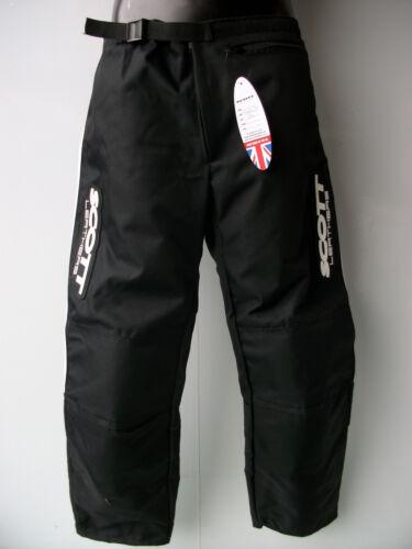 New Scott Leathers Classic MOTOCROSS Pants Pre-65 MX Trousers CR CCM MAICO RM YZ
