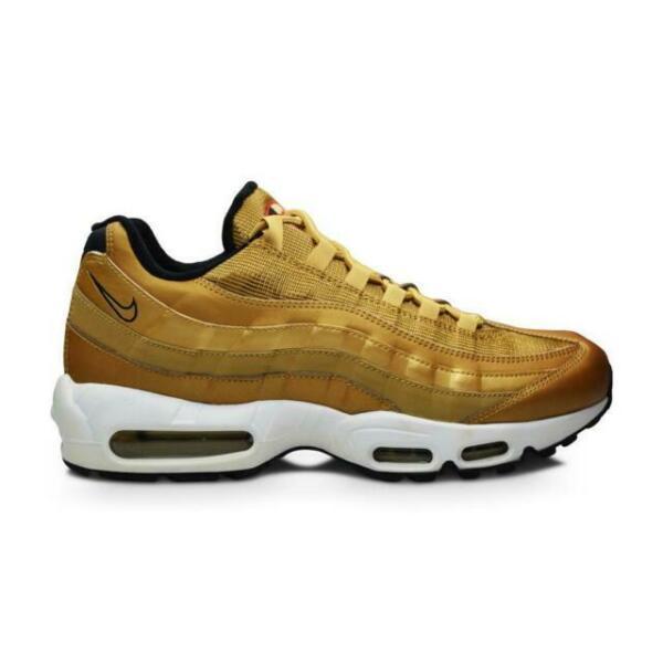 Size 14 - Nike Air Max 95 QS Metallic Gold 2017 - 918359-700 for ...
