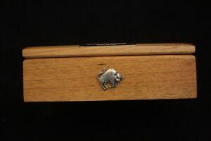 Taurus The Bull Oak Jewellery Box 6x4 Insert FREE Engraving Star Sign Gift