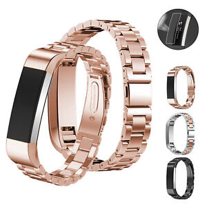 For-Fitbit-Alta-Alta-HR-Watch-Stainless-Steel-Metal-Band-Loop-Strap-Replacement
