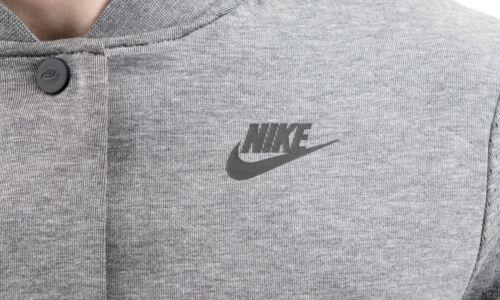 091 835544 Small Giacca Sportswear Bnwt Nike Fleece Nike uomo Tech Grigio Destroyer da 66zxPgw7nq