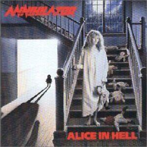 Annihilator-Alice-In-Hell-Reissue-CD