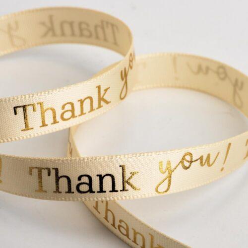Celebration 9mm Satin//Grosgrain Craft Supplies Printed Wedding Ribbon