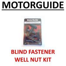 Universal Trolling Motor Blind Fastener Boat Mount Kit MotorGuide - Minn Kota