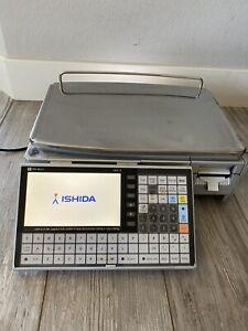 ISHIDA-UNI-7-Type-B-Commercial-Grade-Industrial-Scale