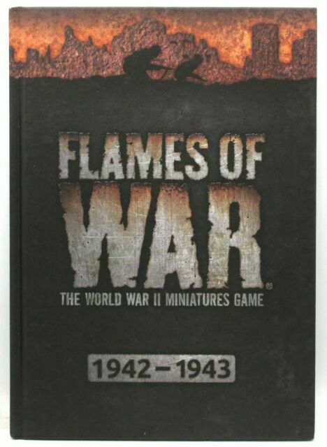 Battlefront Miniatures Flames Of War WW2 Special Rules And Warriors Rule Book