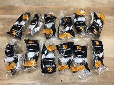 Open Box 12 Pack Kleenguard V40 Hellraiser Job Site Safety Glasses 28615