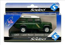 LAND ROVER DEFENDER COUNTY SOLIDO today 1543 1/43 MADE IN FRANCE GREEN BODY