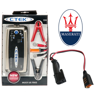 Maserati Battery Charger Tender Conditioner For