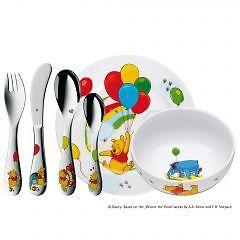 WMF-Kinder-Set-Disney-Winnie-Pooh-6-teilig-inkl-Gravur