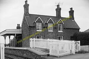 Kings Lynn Line Hunstanton Heacham Railway Station Photo 6 Snettisham