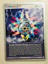 Double Rainbow Energy 88//100 World Championship PROMO Rare Pokemon TCG