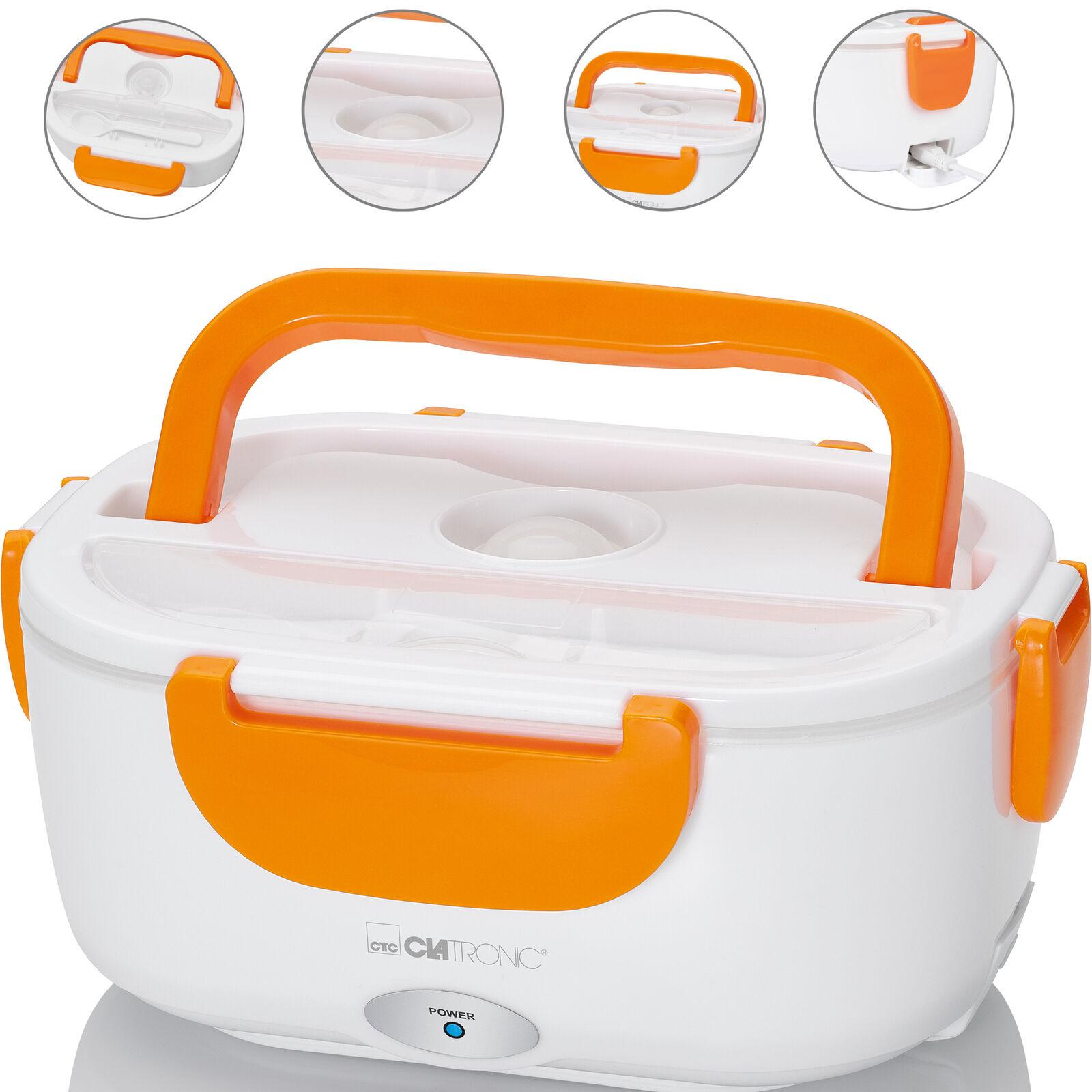 Elektrische Lunch Box Brotdose zum Erhitzen von Speisen auf 75 ° C,...
