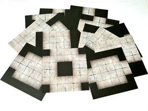 6-034-x6-034-Modular-Dungeon-Flip-Tiles-RPG-Map-game-mat-dnd-D-amp-D-pathfinder-D20