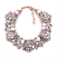 Fashion-Elegant-Women-Bib-Crystal-Pendant-Statement-Chain-Chunky-Choker-Necklace thumbnail 126