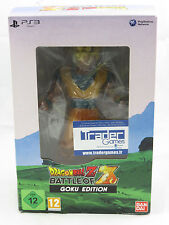 DRAGON BALL Z BATTLE OF Z GOKU LIMITED EDITION PS3 FR OCCASION
