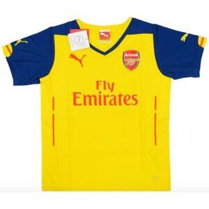 6d056e32cab Image is loading Arsenal-Away-Shirt-2014-15