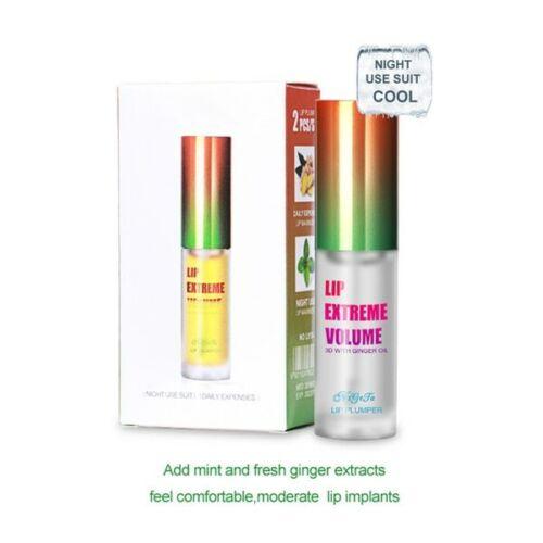 Lèvres volumatrices instantanées lèvres collagène plus dodues brillant