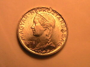 1970-1985-HUNGARY-5-Filler-4-Scarce-CH-BU-Coins-1970-1972-1975-1985-Low-Mintages