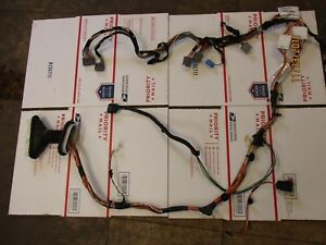 Details about Front Driver Side Door Wiring Harness 05 Jeep Grand Cherokee on jeep grand cherokee oil drain plug, jeep grand cherokee trailer hitch kit, jeep grand cherokee crossmember, pontiac grand am wiring harness, jeep grand cherokee bump stops, jeep grand cherokee valve body, 2001 jeep wiring harness, jeep grand cherokee switch panel, suzuki grand vitara wiring harness, jeep grand cherokee distributor cap, jeep grand cherokee relay switch, jeep transmission wiring harness, jeep jk wiring harness, ford excursion wiring harness, 2005 jeep wiring harness, jeep grand cherokee powertrain control module, hummer h2 wiring harness, jeep grand cherokee shift cable, jeep grand cherokee fuel pressure regulator, jeep xj wiring harness,