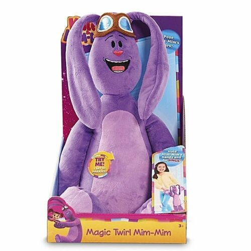 JP Kate and Mim Mim Magic Twirl Plush Toy