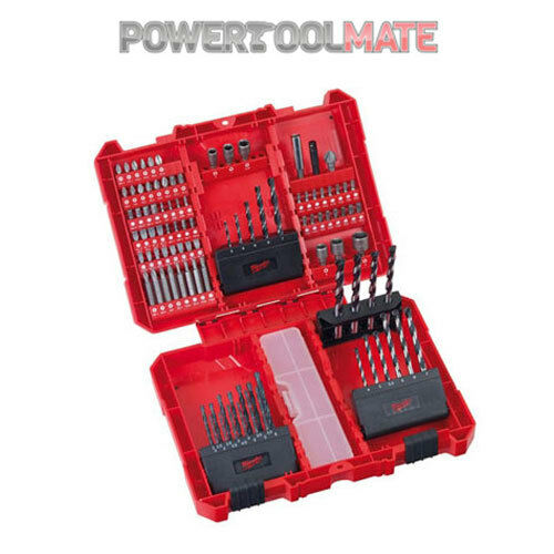 Milwaukee 4932352864 100 Piece Pro Drilling and Driving Set