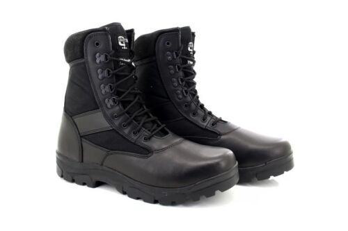 G cuero unisex Marrón uniforme militares de de Bóvedas combate Negro force M668 de Botas 6ZPvZORqd