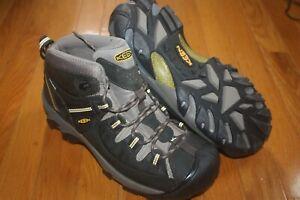 New-In-Box-Men-KEEN-Targhee-II-Waterproof-Mid-Hiking-Shoes-1002375-SHIP-FREE-US