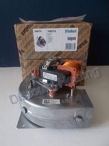 828e Fan 190215 19-0215 VAILLANT Turbomax Plus Pro 824e