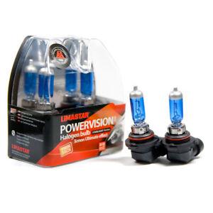 2-X-HB4-Poires-9006-P22d-Lampe-Halogene-6000K-55-Watt-Xenon-Ampoules-12V