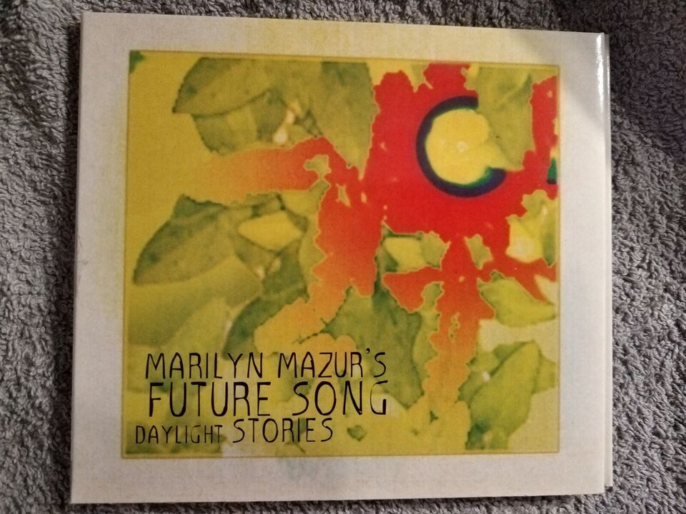 Marilyn Mazur: Future song, jazz