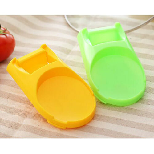 Spoon Pot Lid Shelf Cooking Storage Kitchen Decor Tool Stand Holder Cooking