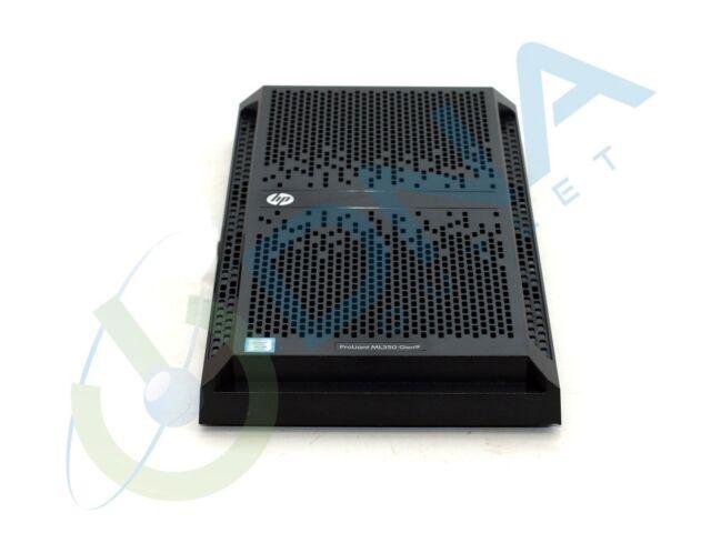 HP Proliant ML350 GEN9 server front bezel - no keys & warranty