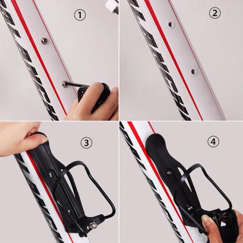 Water Bottle Cage Holder Shelf Pump Frame Screw 5*12mm M5 Bolts Bike Stem